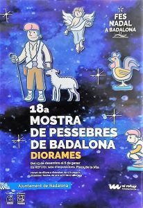 Cartel Badalona 2016