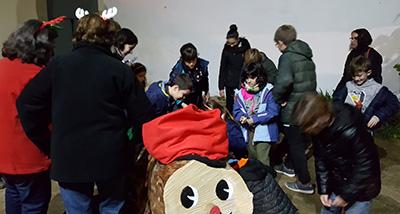 nens recollint regals